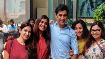Amit Sadh wraps up shooting of Vidya Balan's Shakuntala Devi, glad to be in company of an all-women team