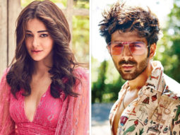 Ananya Panday is all praises for her Pati Patni Aur Woh co-star Kartik Aaryan!