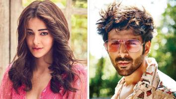 Ananya Panday is all praises for her Pati Patni Aur Woh co-star Kartik Aaryan!