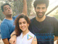 On The Sets From The Movie Anurag Basu's Next