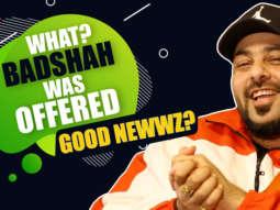 Badshah BREAKS silence on why he couldn't do Good Newwz Diljit Dosanjh Akshay Kumar Karan Johar