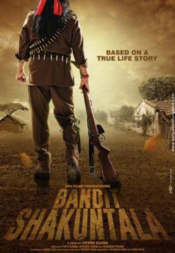 First Look Of The Movie Bandit Shakuntala