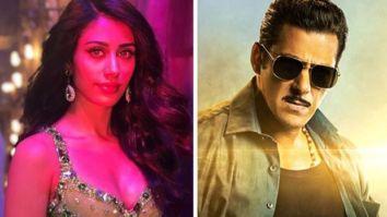 DABANGG 3 Millennial Munni, Warina Hussain, praises Salman Khan; says he doesn't need choreography
