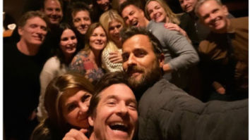 Exes Jennifer Aniston and Justin Theroux celebrate Thanksgiving together with Friends star Courteney Cox among others