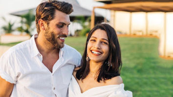 Freida Pinto chooses boyfriend Cory Tran's birthday to make their engagement official