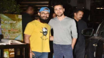 Imran Khan snapped with uncle Aamir Khan after a long time