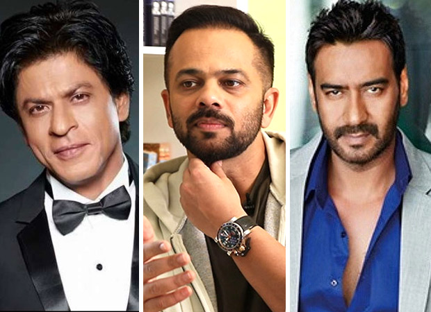 Rohit Shetty speaks about Ajay Devgn and Shah Rukh Khan's similar work pattern
