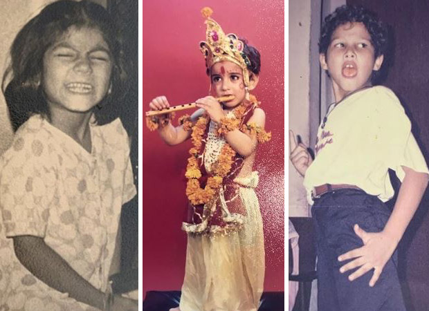 Happy Children's Day: Bollywood celebrities flood social media with their childhood pictures