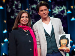 """I keep telling Suhana, if you don't smile, I will not be happy,"" says Shah Rukh Khan on TED Talks India Nayi Baat"