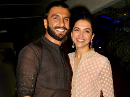 Deepika Padukone completes a quote on Ranveer Singh's T-shirt; says he is her 'super drug'