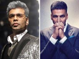Good Newwz: Karan Johar reveals that Akshay Kumar has never given him good news when it comes to his fees