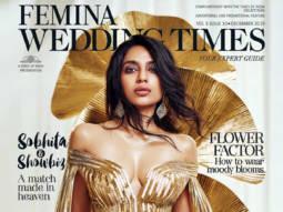 Sobhita Dhulipala On The Covers Of Femina Wedding Times
