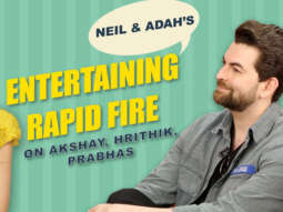 HUNGAMEDAAR Rapid Fire of Neil Nitin Mukesh & Adah Sharma on Akshay Kumar, Hrithik Roshan, Prabhas-01