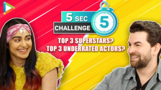 """""""Shah Rukh Khan, Romance & Gaana – BOLLYWOOD""""   Mind-Blowing 5 Second Challenge with Neil & Adah"""