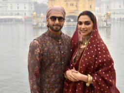 Happy Anniversary DeepVeer: After Tirupati, Deepika Padukone and Ranveer Singh seek blessings at Golden Temple