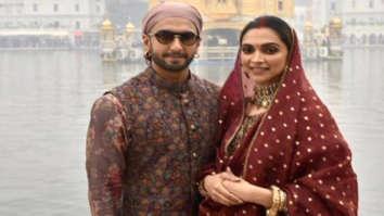 Happy Anniversary DeepVeer: After Tirupati, Deepika Padukone and Ranveer Singh seek blessings at Golden Temple