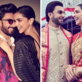 Happy Anniversary DeepVeer: Just 20 photos of the stunning pair Deepika Padukone and Ranveer Singh ever since they got married