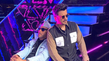 Jackie Shroff and Anil Kapoor pose together making us nostalgic about the good ol' days!