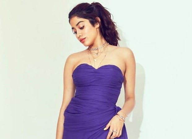 Janhvi Kapoor proves that purple is the new sexy in this photoshoot