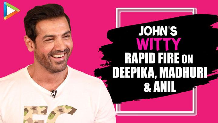 "John Abraham: ""I share BEST CHEMISTRY with Deepika ..."