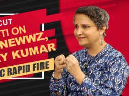 Jyoti Kapoor's UNFILTERED Interview on Akshay Kumar Good Newwz Kareena QUIRKY Rapid Fire