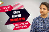 "Jyoti Kapoor ""My request to all the writers…"" Good Newwz Badhaai Ho Writer's Credit Controversy"