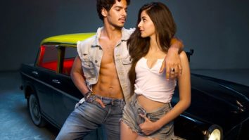 Khaali Peeli: Ishaan Khatter and Ananya Panday shoot action sequence in Bhendi Bazaar