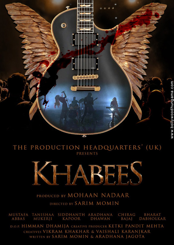 First Look Of The Movie Khabees