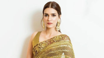 Kriti Sanon begins the shoot for Mimi, calls it one of her most special projects!