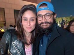 Laal Singh Chaddha: Aamir Khan and Kareena Kapoor Khan enjoy team dinner in Punjab