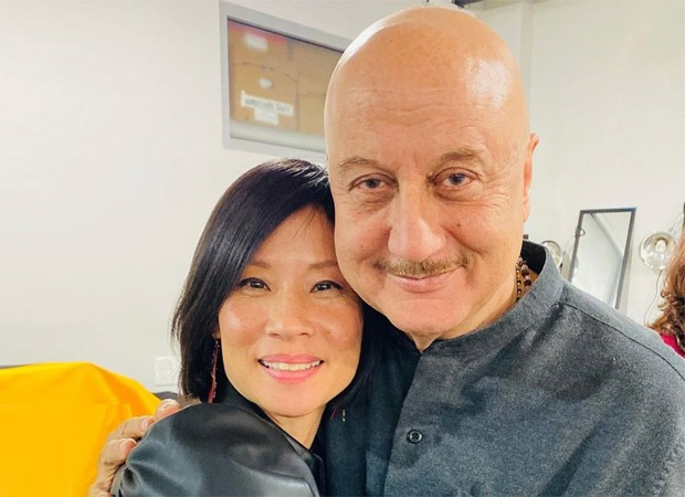 Lucy Liu joins the star cast of Anupam Kher starrer New Amsterdam and we can't keep calm!