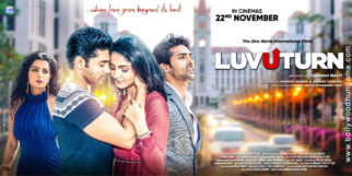 First Look Of The Movie Luv U Turn