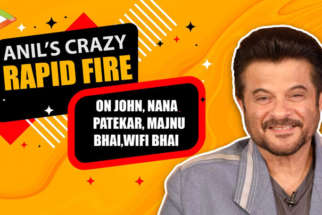 Majnu Bhai vs WiFi Bhai - Anil Kapoor's FUNNY Rapid Fire I love being made FUN of John Nana P