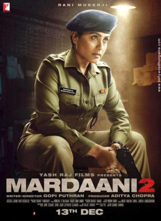 First Look Of Mardaani 2