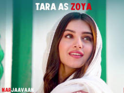 First Look Of The Movie Marjaavaan