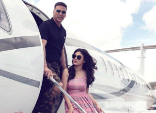 Mouni Roy recalls how she couldn't smile at Akshay Kumar during Gold shoot