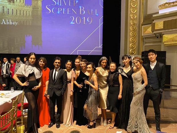 Nawazuddin Siddiqui receives the honour of Lesley Ho Asian Film Talent Award at The Singapore International Film Festival