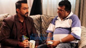 On The Sets Of The Movie 'O' Pushpa I Hate Tears
