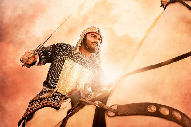 PHOTOS: Grandeur and realistic battle scenes in Arjun Kapoor and Sanjay Dutt starrer Panipat