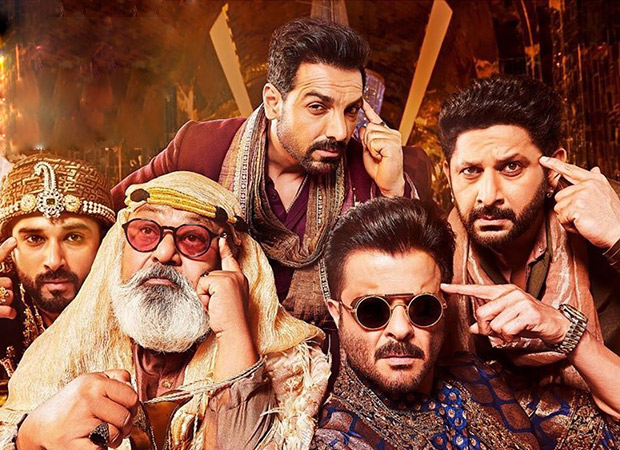 Pagalpanti's next song, 'Walla Walla', is an Arabic themed party number that features the entire star cast!