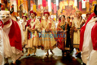 Movie Stills Of The Movie Panipat