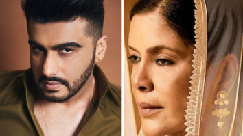 Panipat Arjun Kapoor shares the first look of Zeenat Aman where she redefines grace as Sakina Begum!