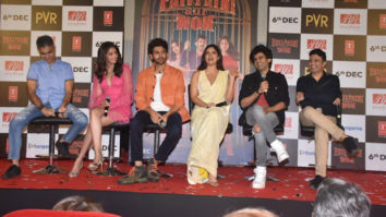 Pati Patni Aur Woh Trailer Launch: Mudassar Aziz speaks up on whether this remake is sexist in today's times