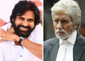 Pawan Kalyan to reprise Amitabh Bachchan's role in Telugu version of Pink