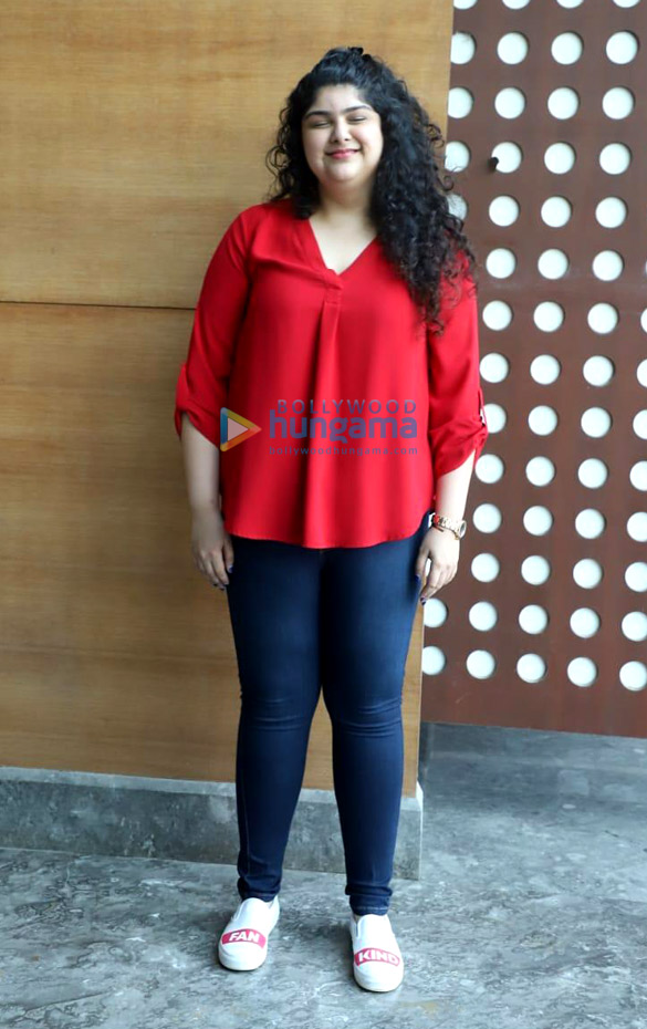 Photos Anshula Kapoor founder of Fan Kind Official announces the fifth campaign with Karan Johar (4)
