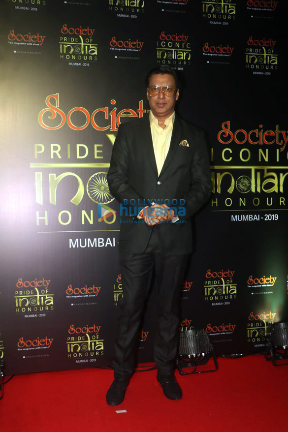 Photos Celebs grace the Society Iconic Indian Honours Awards 20192 (6)