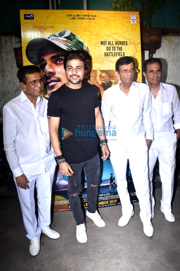 Photos: Celebs grace the special screening of Satellite Shankar