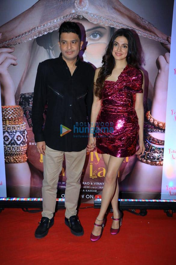 Photos Celebs Grace The Success Bash Of The Song Yaad Piya Ki Aane Lagi Parties Events Bollywood Hungama