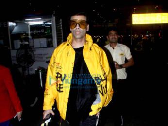 Photos: Deepika Padukone, Disha Patani, Kangana Ranaut and others snapped at the airport