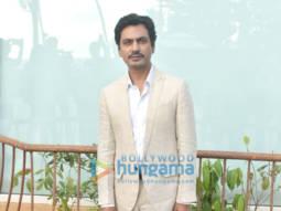 Photos: Nawazuddin Sidiqui snapped during Motichoor Chaknachoor promotions
